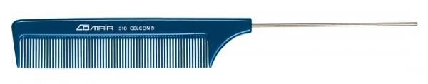 Comair Nadelstielkamm, fein, 510 Blue Profi Line