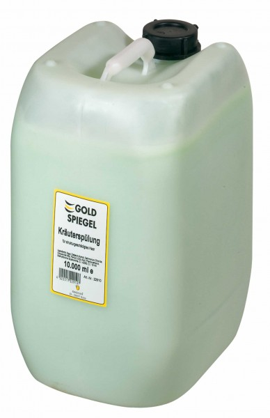 Goldspiegel Kräuter Spülung 10.000 ml