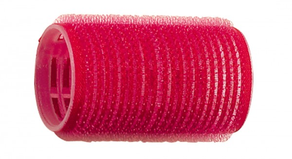 Comair Haftwickler 12er 36mm rot groß Länge 63mm Haftwickler