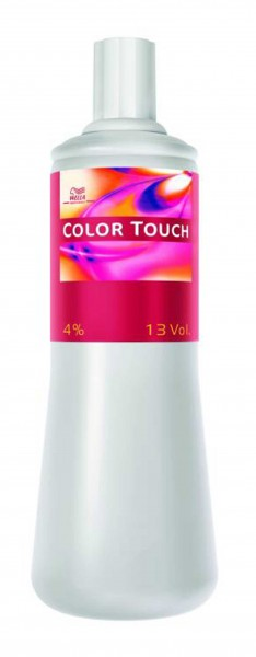 Wella Color Touch Emulsion 4% 1000ml