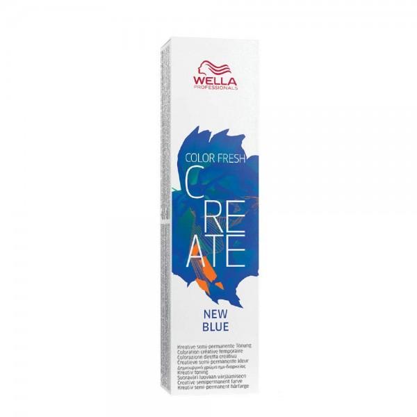 Wella Color Fresh Create New Blue 60ml Color Fresh