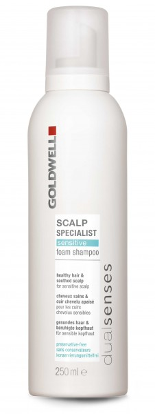 Goldwell Dualsenses Sensitive Foam Shampoo 250 ml