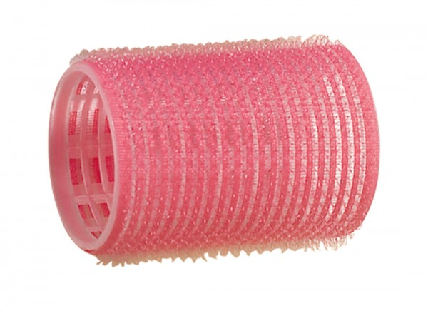 Comair Haftwickler 12er 44mm rosa groß Länge 63mm