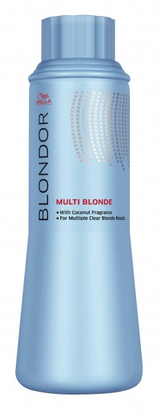 Wella Blondor Granulat 500g Multi Blond e Blondierung