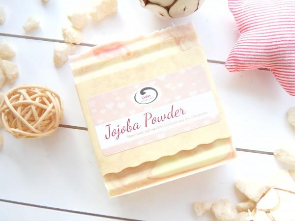 OANA Handmade Naturseife Jojoba Powder, vegan, 100 g