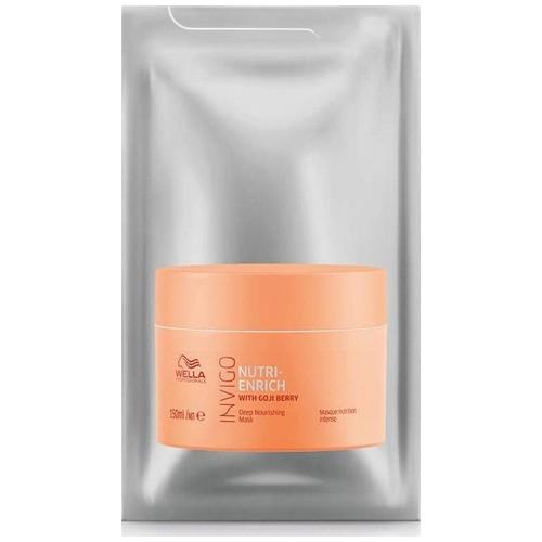 Wella Invigo Nutri-Enrich Deep Nourishing Maske Nourishing 15ml