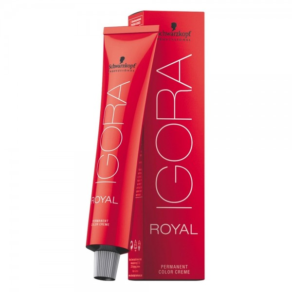 Schwarzkopf Igora Royal Premium Haarfarbe 60 ml