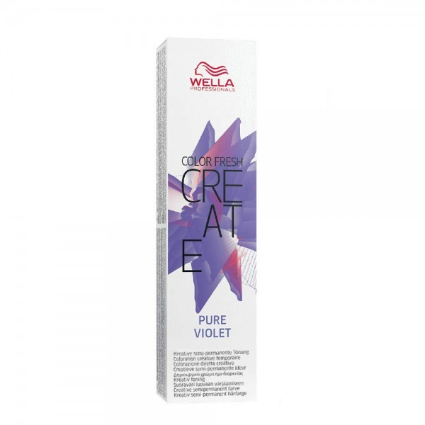 Wella Color Fresh Create Pure Violet 60ml Color Fresh