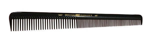"HERCULES 1607-487 7,5"" Haarschneidekamm"