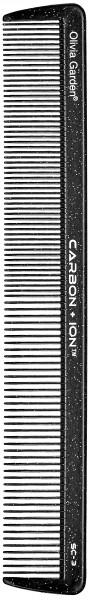 Olivia Garden Kamm SC-3 Carbon + Ion (20 cm)