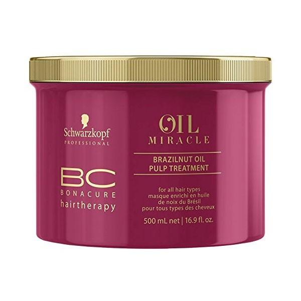 Schwarzkopf BC OM Brazilnut Pulp Treatment 500 ml