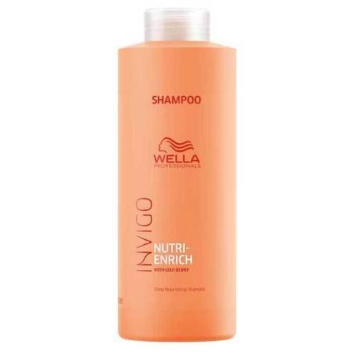 Wella Invigo Nutri-Enrich Deep Nourishing Shampoo Nourishing 1000ml