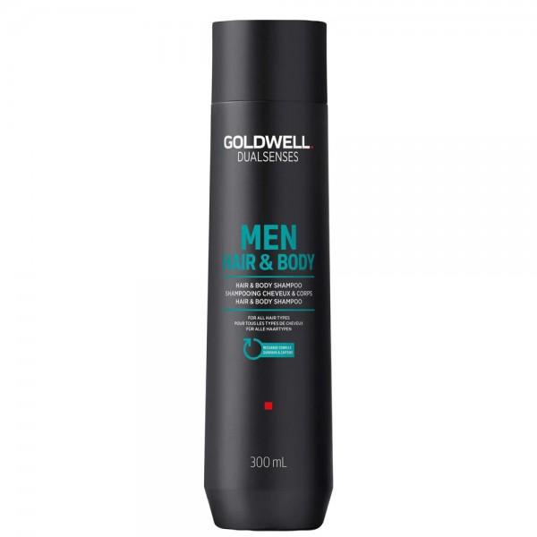Goldwell Dualsenses Men Hair & Body Shampoo 300ml
