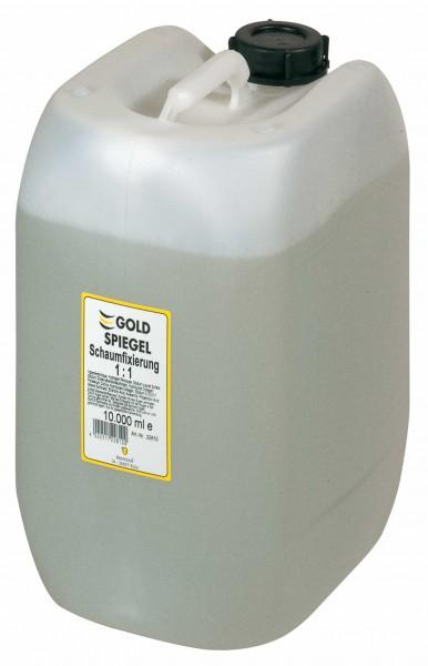 Goldspiegel Schaumfixierung 10.000 ml