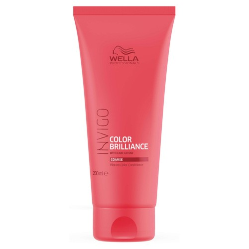 Wella Invigo Color Brilliance Vibrant Color Conditioner Fine 200ml