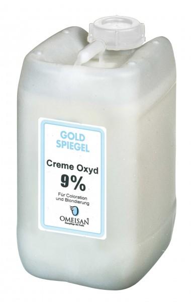 Goldspiegel Creme-Oxyd 12% 5.000 ml