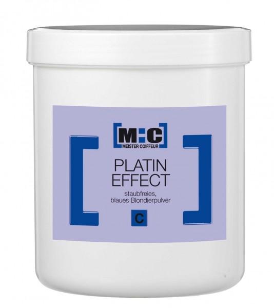 M:C Platin Effect C 100 g blau, staubfrei Blondierpulver