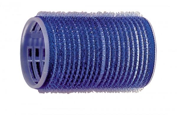 Comair Haftwickler 12er 40mm blau groß Länge 63mm Haftwickler