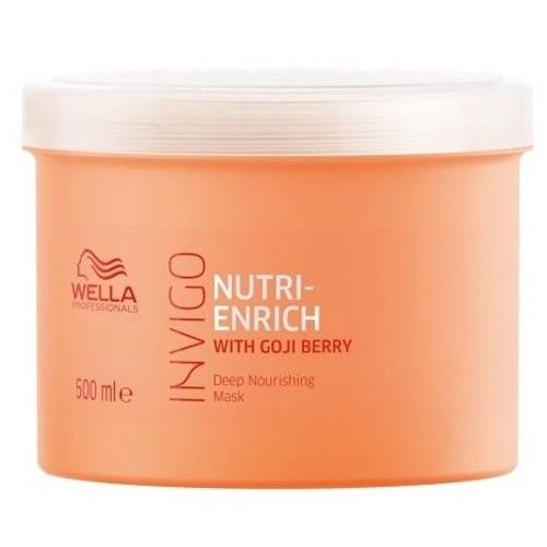 Wella Invigo Nutri-Enrich Deep Nourishing Maske Nourishing 500ml