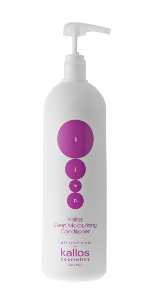 Kallos Cosmetics Kjmn Deep Moisturizing Conditioner 1000 ml