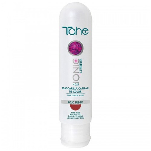 Tahe IONIC by Lumiere feuerrot/ red fire 100ml
