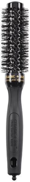 Olivia Garden Ceramic + Ion Black Series 25 mm