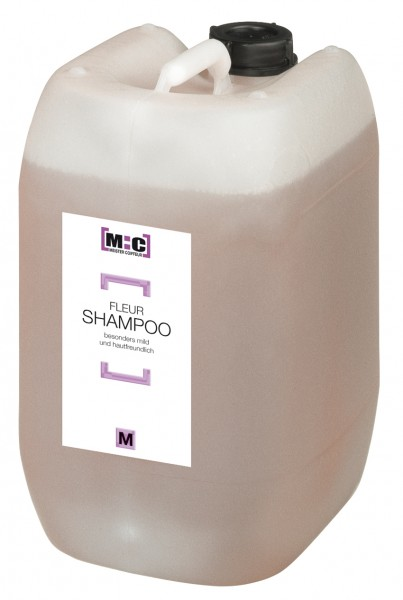 M:C Shampoo Fleur 10 L mild für jeden Haartyp