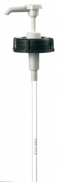 M:C Pumpe für 5 + 10 Ltr. Weithalsflaschen
