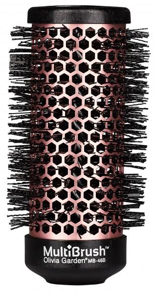 Olivia Garden MultiBrush 46/62 mm rot (ohne Griff)