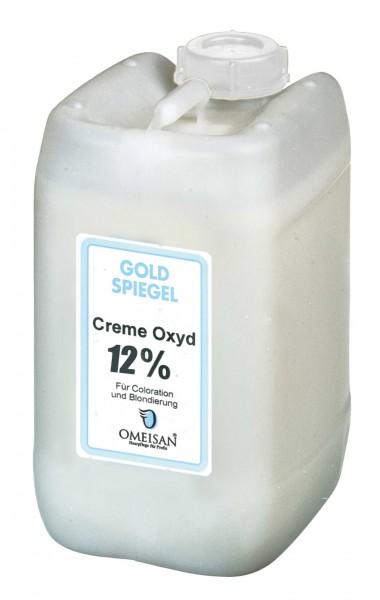 Goldspiegel Creme-Oxyd 9% 5.000 ml