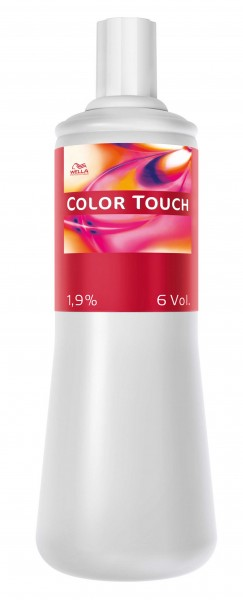 Wella Color Touch Emulsion 1,9% 1000ml