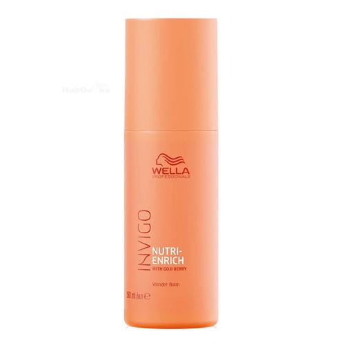 Wella Invigo Nutri-Enrich Deep Nourishing Wonder Balm Leave-In 150ml