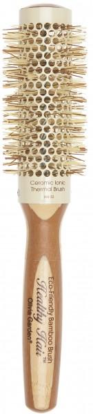 O. Garden Bürste Healthy Hair Bambus Thermal HH-33, 33/50 mm