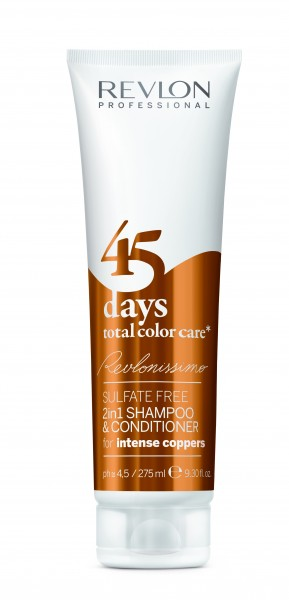 Revlon Revlonissimo 45 days total color care intense coppers 275