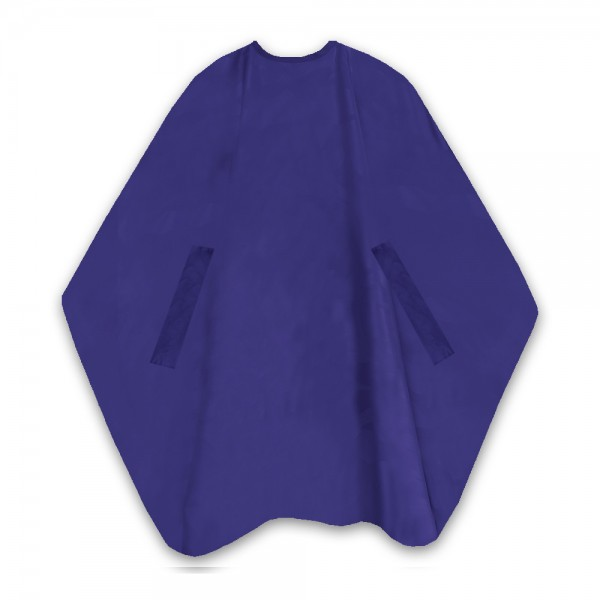T.D. Nano Air uni violett Schneideumhang 135x150 cm 100% Polyester