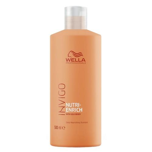 Wella Invigo Nutri-Enrich Shampoo 500ml Sondergröße XXL
