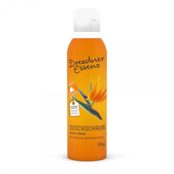 Dresdner Essenz Duschschaum Exotik-Traum exotisch, frischer Duft 200 ml