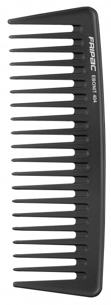 Fripac Matte Black Styler 404 groß, 18 cm