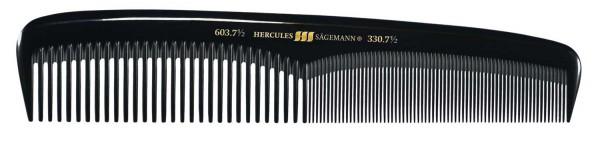 HERCULES 603-330 7 1/2 Damenkamm stabil, leicht