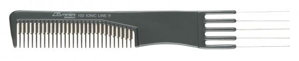 Comair Toupier-Gabelkamm Ionic Profi Line 102 19.5 cm