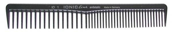 """HERCULES IO1 6 3/4"""" Haarschneidekamm Ionic Line starker Rücken grob/sehr grob"""