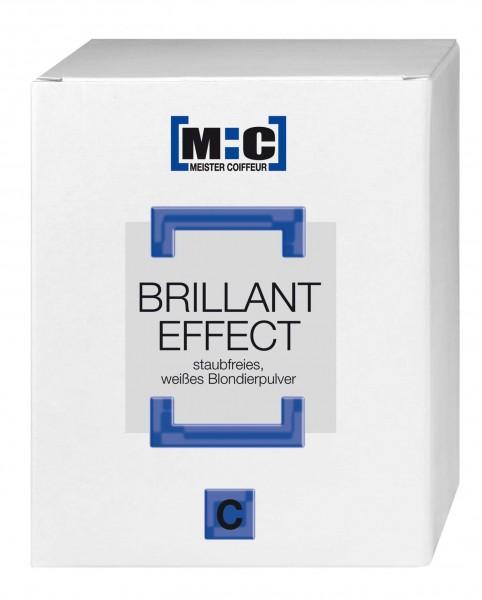 M:C Brillant Effekt Blondierpulver weiß 400g