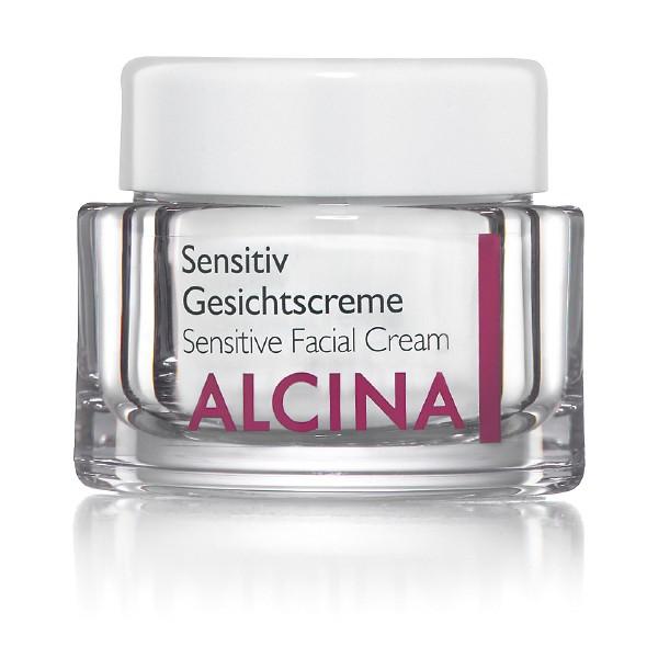 Alcina Sensitiv Gesichtscreme für empfindliche Haut