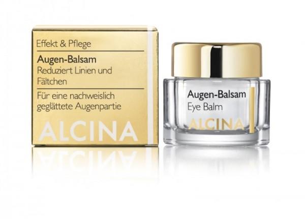ALCINA E AUGEN-BALSAM - Reduziert Linien und Fältchen 15 ml