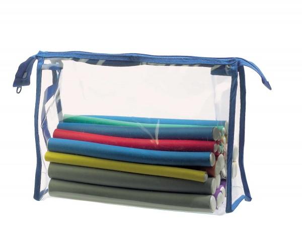 Comair Flex-Wkl. Set 24 Wickler 3St grün,gelb,rot,blau je 4 orange,grau,lila