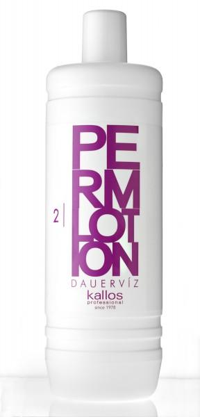 "Kallos Cosmetics Perm Lotion ""2"" für coloriertes Haar 500 ml"