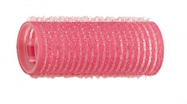 Comair Haftwickler 12er 25mm rosa Länge 63mm