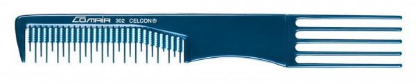 Comair Toupier-Gabelkamm 301 Blue Profi Line