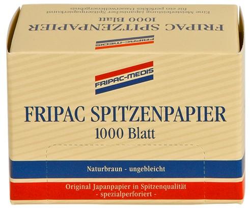 Fripac Spitzenpapier 1000 Blatt ungebleicht