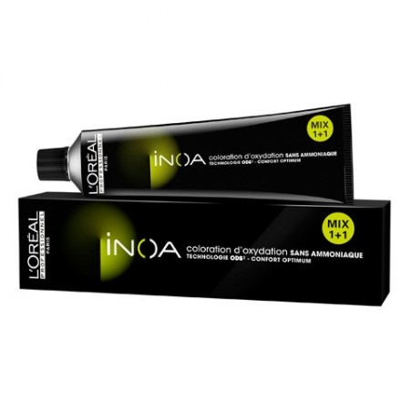 Loreal INOA Cremehaarfarbe 6,11 dunkelblond tiefes asch